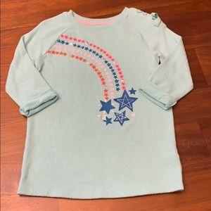 EUC girls S 6/6x shirt